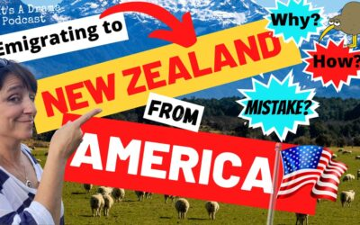 Emigrating To New Zealand From America. The Realities in 2021