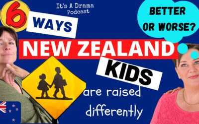Mild or Wild?  What Are New Zealand Kids (Really) Like