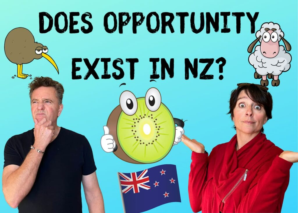 Does opportunity exist in New Zealand