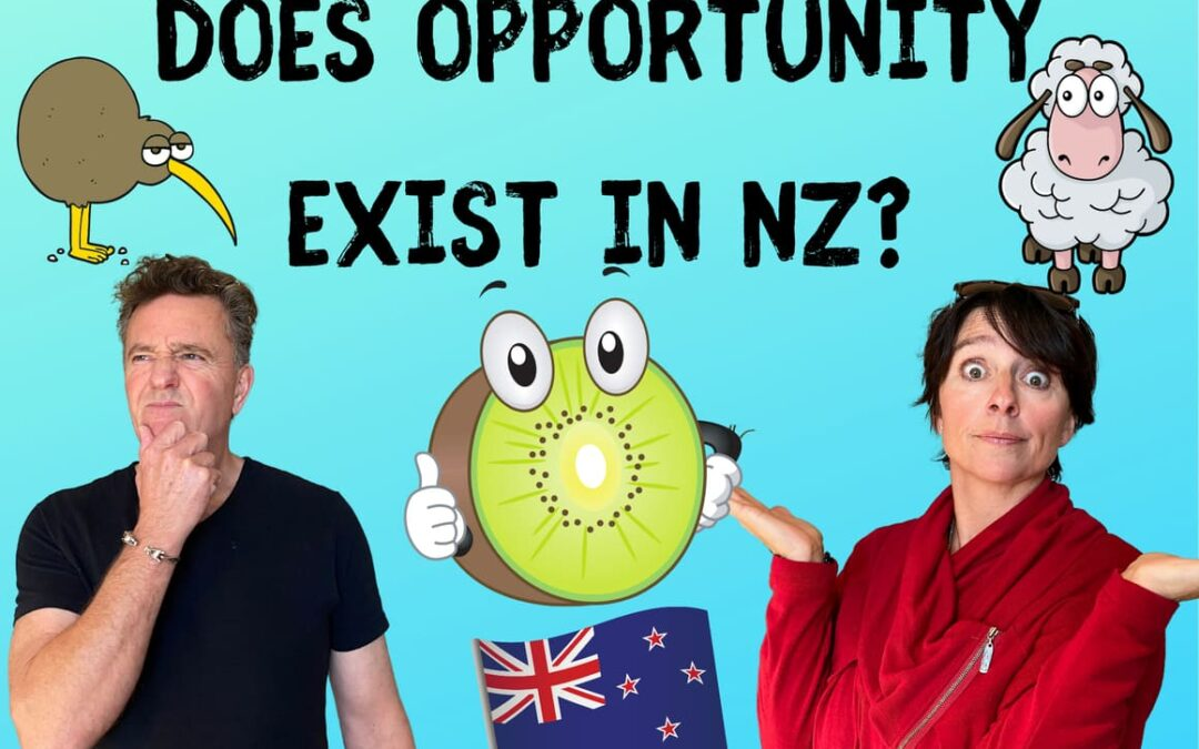 Opportunity in New Zealand. Does it Exist?