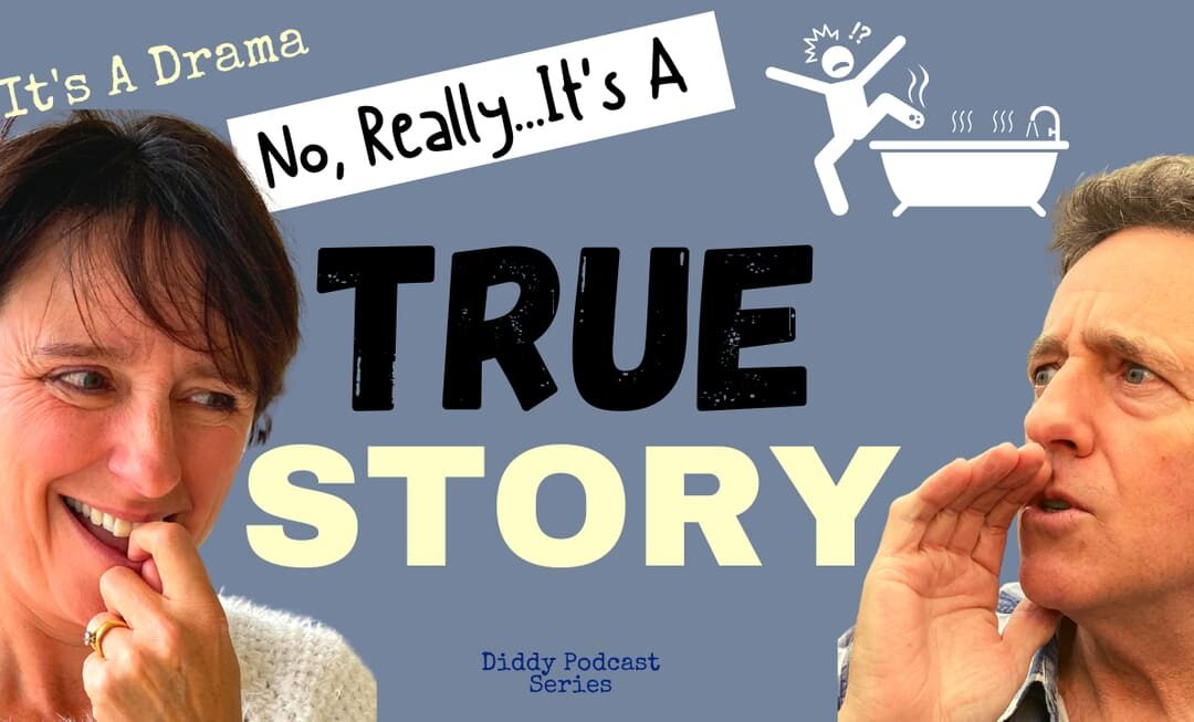 Are You SERIOUS?? An Inbetweeny True Story Podcast