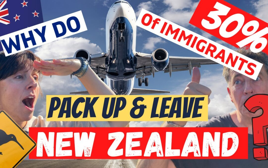 Living in New Zealand. Why (Some) Immigrants Can't Settle